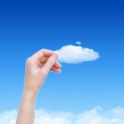 Hand picking Cloud